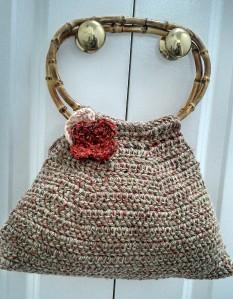 Girlie Summer Bag from Linen