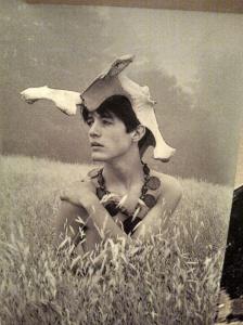 A young Fassett
