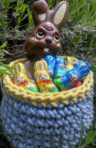 Easter Bunny Surprise