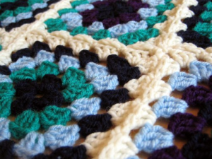 granny square join