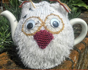 The Owl Teacosy