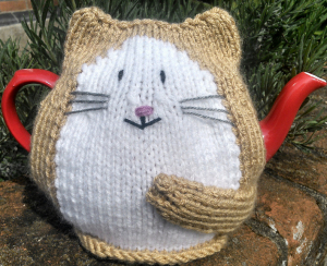 The Pussycat teacosy