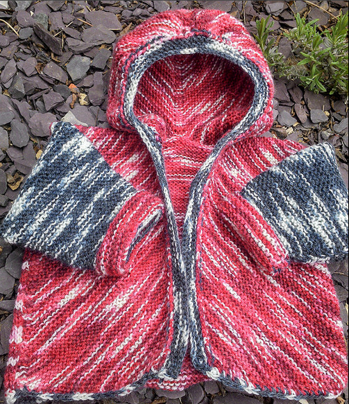 Tips For Knitting Your First Sweater : Knitting pattern toddler cardigan ladies sweater patterns