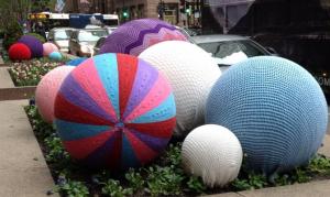 chicago yarnbombing