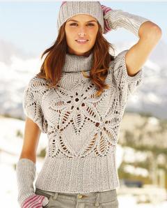 VS Crochetknit pullover