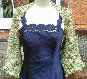 Lace Crochet Shrug