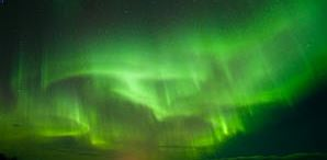 The real Northern Lights